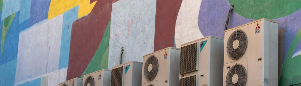 Parts of an Air Conditioning System